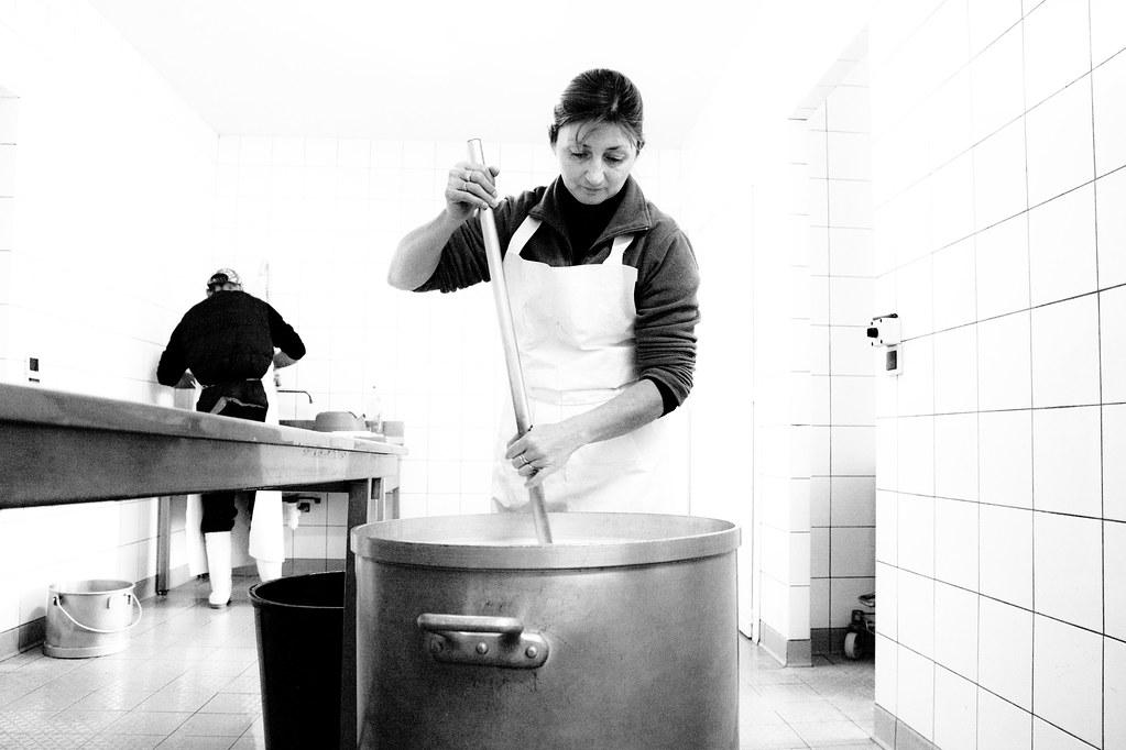 Stirring, Corsica, France