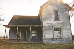 (yyellowbird) Tags: ohio house abandoned girl lights cari
