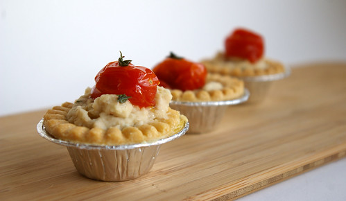 Trio of tartlets III