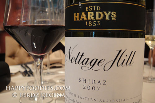 Nottage Hill Shiraz (P600+)