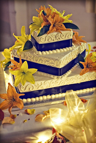 The Fall Wedding Cake by Adam Sacco | Vacancy Media