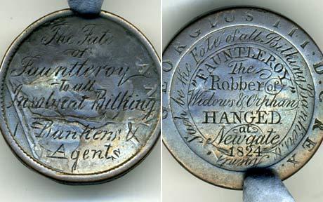 Henry Fauntleroy Hanging Penny