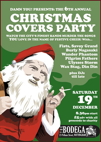 XMAS COVERS PARTY