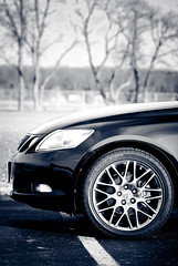Lexus GS ! (Nas t) Tags: white black macro wheel nikon all tamron 90mm gs lexus d60