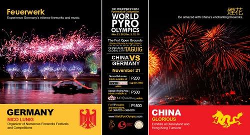 2009 pyro olympics