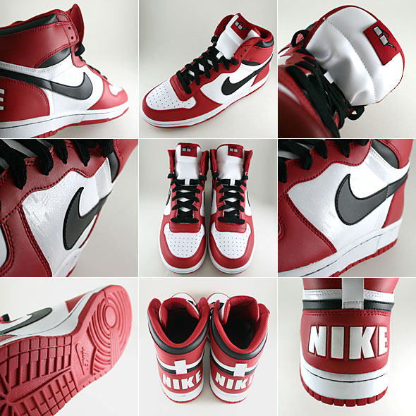 wholesale dealer 4632f 2a8b2 ... Big Nike High. Actor Director Spike Lee is a well known figure in the  sneaker world, no doubt stemming from his 1986 movie She s Gotta Have It  and the ...