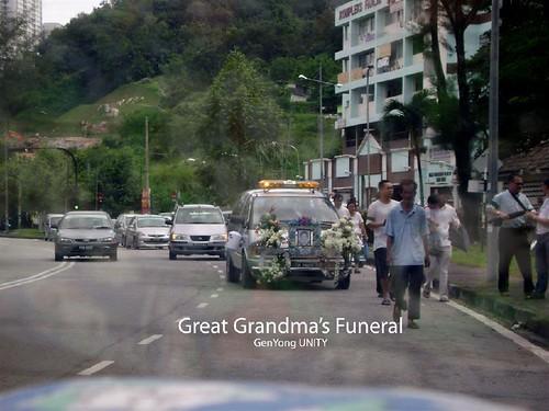 Great Grandma's Funeral 1