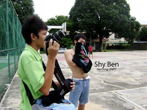 Shy Ben