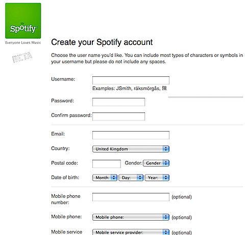 RSU: How To Get Spotify for Free in Any Country (Including US)!