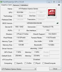GPU-ZVideoCard