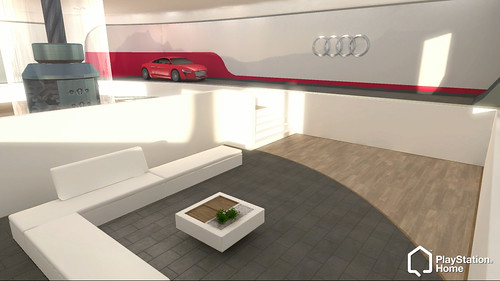 Audi Space - 17.12!