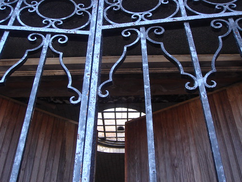 Rosehill May Chapel Gates