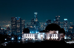 Night Time Observatory (Emmanuel_D.Photography) Tags: california park longexposure light night canon la losangeles los amazing cool angeles awesome explore le 200 griffith 70 fp frontpage 70200 f4 pinoy emmanuel coolness astig f4l canonl 50d dasalla emmanueldasalla