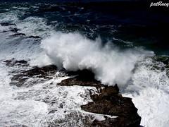 Sea Cliff Bridge Coal Cliff (pat.bluey) Tags: rocks waves view australia newsouthwales onde abigfave platinumphoto flickraward southclifbridge