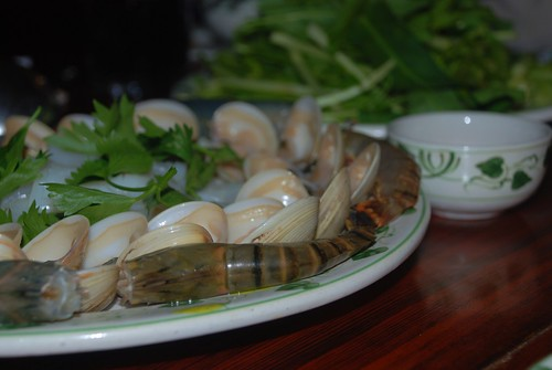 Seafood for Hotpot