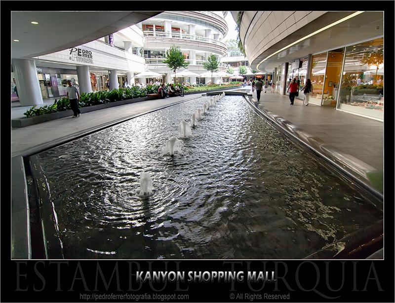 Centro Comercial Kanyon Estambul - 17