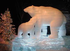 Ice Bears (JuanJ) Tags: county christmas xmas cold ice virginia dc washington december maryland pg national six degree nationalharbor