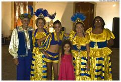 Ensaio do bloco Flor da Lira nas prévias do Carnaval 2010 - Foto: Chico Atanásio/Pref.Olinda