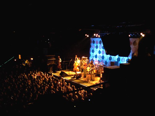 Avett bros at first ave!!