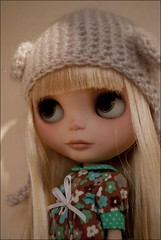 My lovely blonde girl