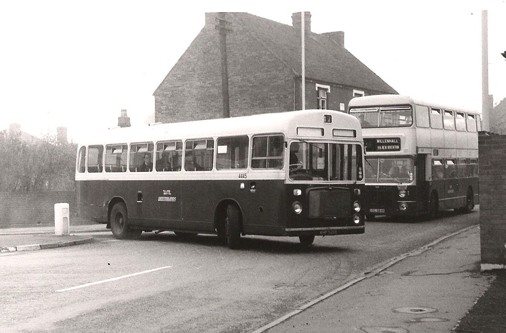 Bristol RE meets Bristol VR 1976