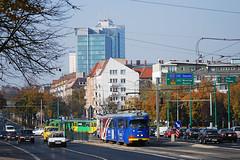 Düwag GT8 #681 MPK Poznań (3x105Na) Tags: düwag gt8 681 mpk poznań mpkpoznań strassenbahn strasenbahn tram tramwaj polska polen poland helmut