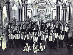 Image titled Accordion band, 1930s