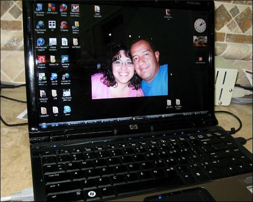 HP con el infame windows vista