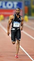 Golden Gala Roma 2009 - Tyson Gay (stefano principi) Tags: gay golden athletics felix phillips powell richards gala robles clement olimpico bekele iaaf atletica 977 leggera murer isinbaeva grenot