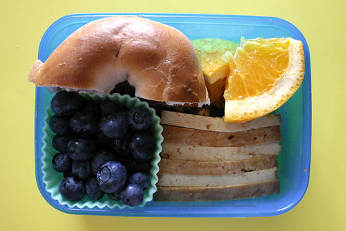 Preschool Bento #213: July 14, 2009