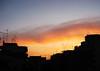 tramonto romano|| (LEi°) Tags: houses rome roma landscape twilight tramonto suburbia case vista cieloromano perfieria laurairmaelli