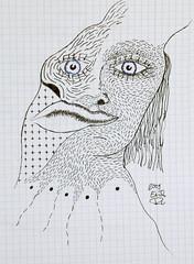 Gesichtsmuster