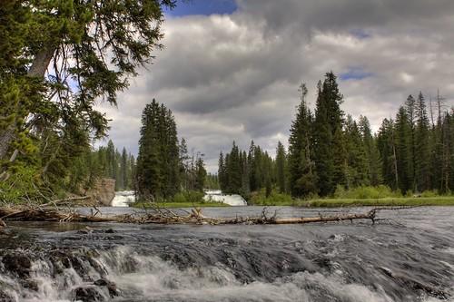 Falls River & Cave Falls