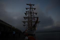 Cuauhtmoc (zyrcster) Tags: sanfrancisco california ship bark embarcadero tallship barque mexicannavy navalship pier27 cuauhtmoc