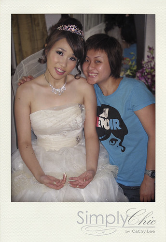 Nicole ~ Wedding Day