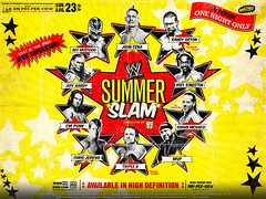 WWE Summerslam 2009 (WWE PPV Wallpapers) Tags: fake hulk hogan 2009 wwe ppv summerslam