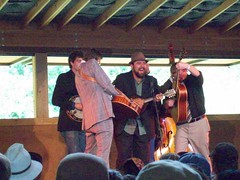 The Hillbenders at RockyGrass 2009