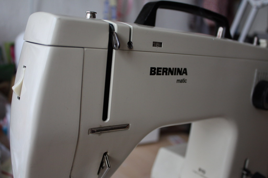 Welcome Back Mrs. Bernina ...