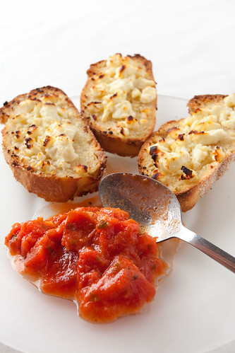 Toast and Bruschetta