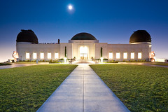 Griffith Observatory (enfi) Tags: california city travel light usa architecture night america geotagged la losangeles arquitectura soft nocturnal united low tripod clear mount observatory filter 09 lee hollywood nd states griffith graduated of