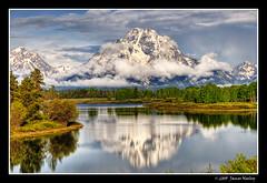 Portrait of a Peak (James Neeley) Tags: landscape grandtetons tetons hdr grandtetonnationalpark gtnp 5xp jamesneeley bratanesque
