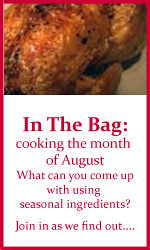 In the Bag Logo August 09