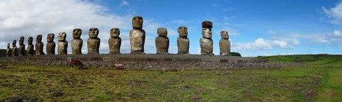 Easter Island Panoramics