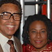 Dr. Billy Taylor and pianist Geri Allen
