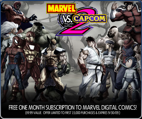 MVC2 - PLAYSTATION Store