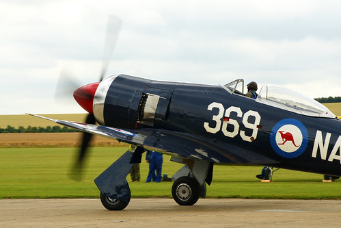 Warbird picture - Hawker Sea Fury F-AZXL