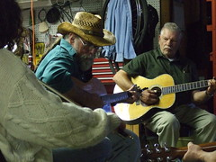 (dancypants) Tags: montana guitar garage fiddle pickin alberton jamcircle itsfingerpickingoodyall