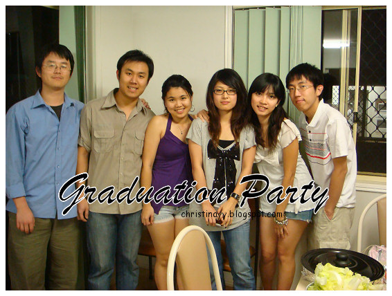 Graduation Party '09