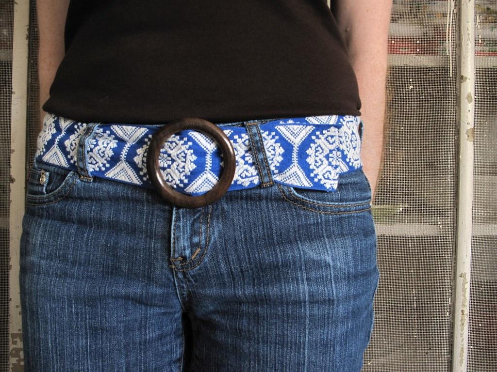 Vintage Trim Belt #1