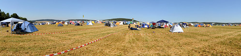 Highfield 2009 Panorama Campingplatz